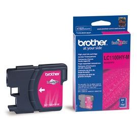 Brother Ink LC 1100 HC Magenta (LC1100HYM) 0,75
