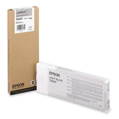 Epson Ink Light Black (C13T606700)