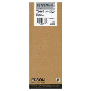Epson Ink Light Light Black (C13T606900)