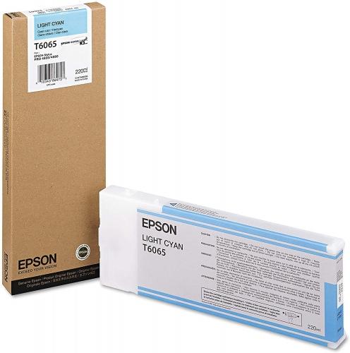 Epson Ink Light Cyan (C13T606500)