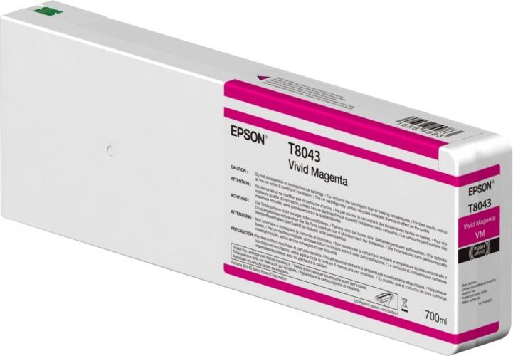 Epson Ink Vivid Magenta (C13T804300)