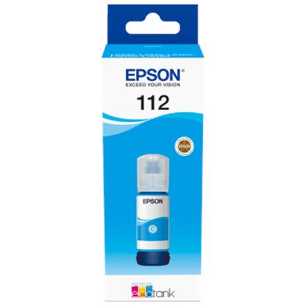 Epson Ink 112 cyan (C13T06C24A) 127ml