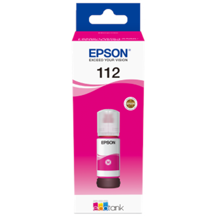 Epson Ink 112 magenta (C13T06C34A) 127ml
