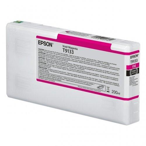 Epson T9133, (C13T913300) cartridge magenta