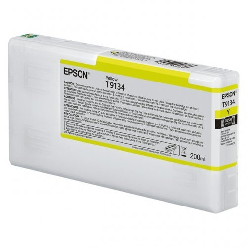 Epson T9134, (C13T913400) cartridge yellow