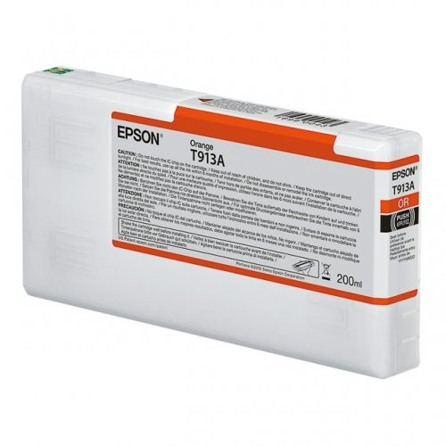 Epson T913A, (C13T913A00) cartridge orange