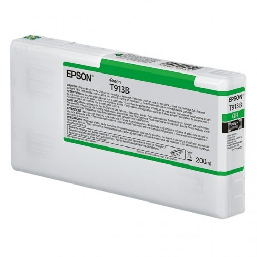 Epson T913B, (C13T913B00) cartridge green