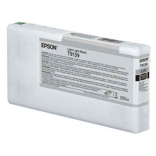 Epson T9139 , (C13T913900) cartridge matte black
