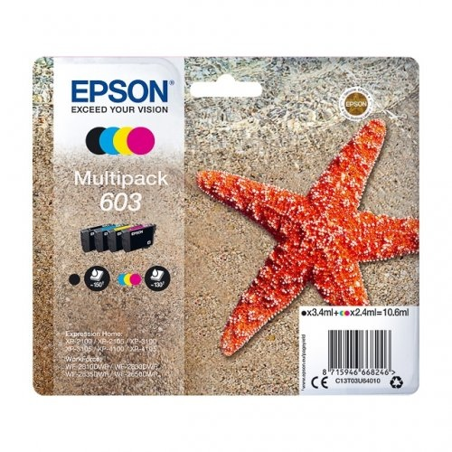 Epson Ink Multipack (C13T03U64010)