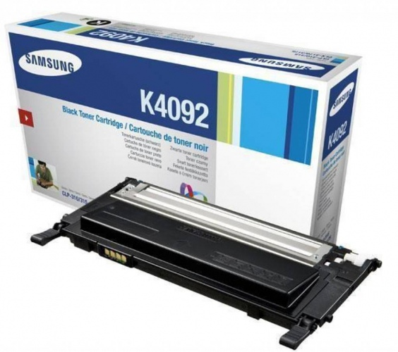 Samsung Cartridge Black (CLT-K4092S/ELS)