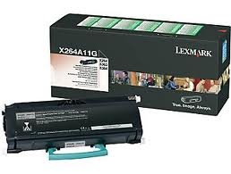 Lexmark Cartridge Black (X264A11G) Return