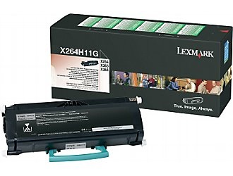Lexmark Cartridge Black (X264H11G)