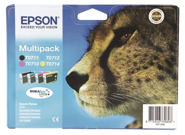 Epson Ink Multipack (C13T07154012)