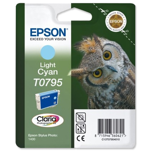 Epson Ink Light Cyan T0795 (C13T07954010)