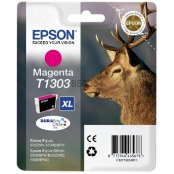 Epson T1303 (C13T13034012), purpurinė kasetė