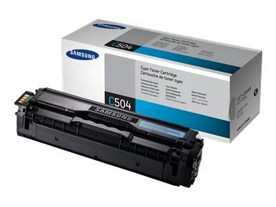 Samsung Cartridge Cyan CLT-C504S/ELS (SU025A)