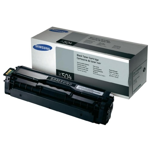 Samsung Cartridge Black CLT-K504S/ELS (SU158A)