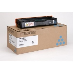 Ricoh Cartridge Type SP C220E Cyan (407645) 2k (406097) (406053) (406766)