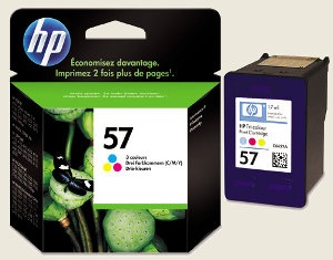 HP Ink No.57 Tri-Color (C6657AE)  expired date