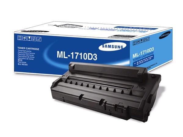 Samsung ML-1710, juoda kasetė