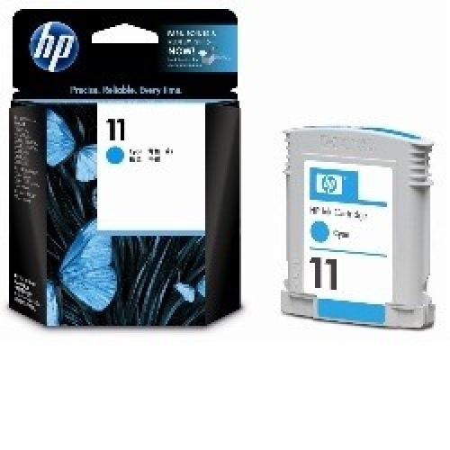 HP Ink No.11 Cyan (C4836AE) Expired date