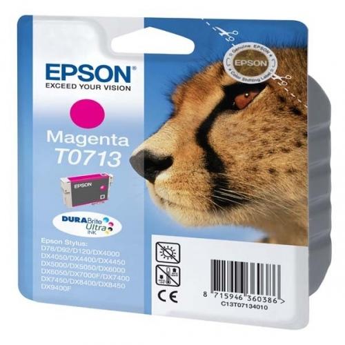 Epson (C13T07134012), purpurinė kasetė