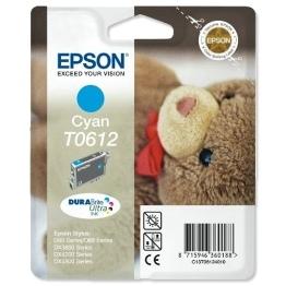 Epson Ink Cyan (C13T06124010)