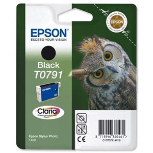 Epson Ink Black T0791 (C13T07914010)