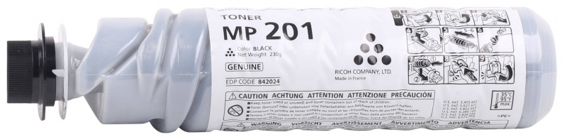 Ricoh Toner Type MP201 (842024) (Alt: 1270D) (Alt: 888261; 842338)