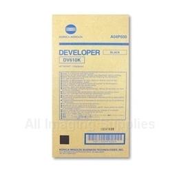 Konica-Minolta Developer DV-610 Black 200k (DV610K) (A04P600)