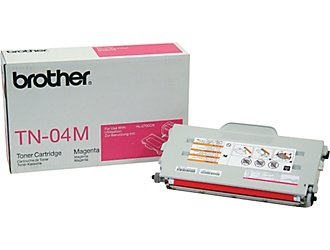 Brother Toner TN-04 Magenta 6,6k (TN04M)