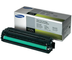 Samsung Cartridge Yellow CLT-Y504S/ELS (SU502A)