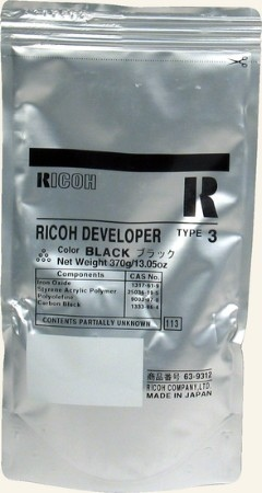 Developer Ricoh Type-3 / CD-110