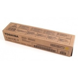 Toshiba Toner T-281c EY Yellow (6AK00000107) 10k (Alt: 6AG00000843)