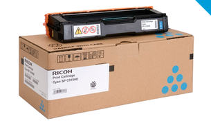 Ricoh Cartridge Type SPC310 Cyan HC (407637) (406480)