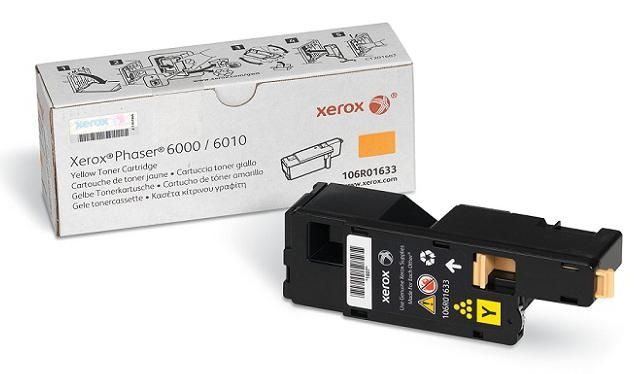 Xerox Cartridge DMO 6000 Yellow (106R01633)