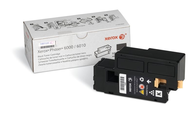 Xerox Cartridge DMO 6000 Black (106R01634)
