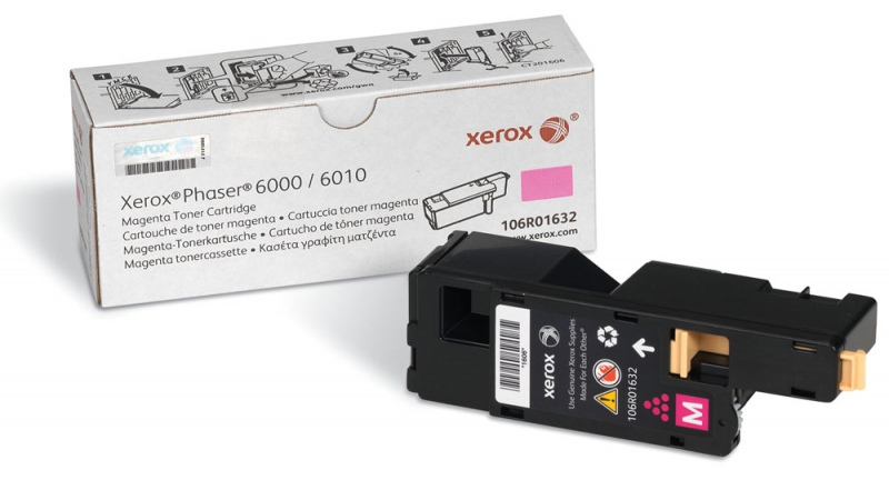 Xerox Cartridge DMO 6000 Magenta (106R01632)