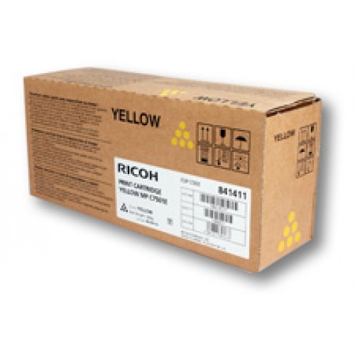 Ricoh Toner MP C7501 Yellow (842074) (841368) (841364) (841411)