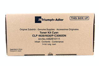 Triumph Adler Toner Kit CLP 4626 10k/ Utax Toner CLP 3626 Magenta (4462610114/ 4462610014)