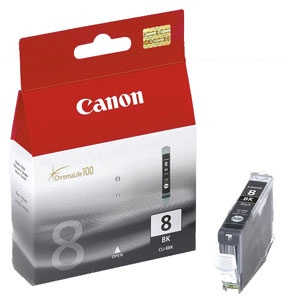 Canon Ink CLI-8 Black (0620B001)