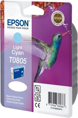 Epson Ink Light Cyan (C13T08054011)