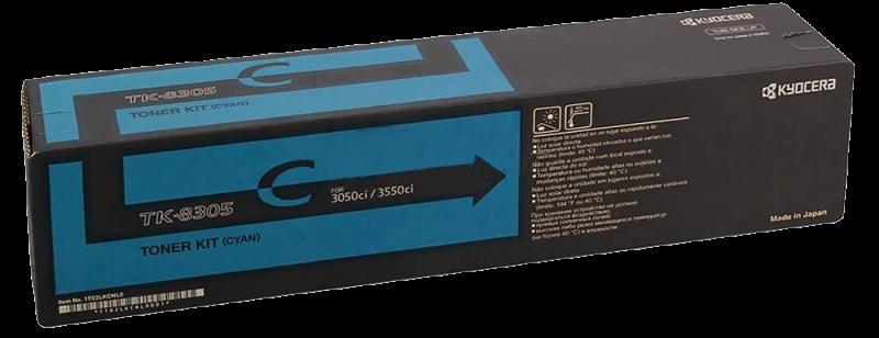 Kyocera Toner TK-8305 Cyan (1T02LKCNL0)
