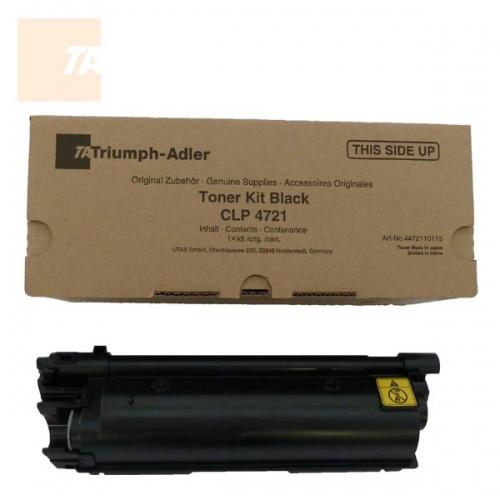 Triumph Adler Toner Kit CLP 4721 3,5k/ Utax Toner CLP 3721 Black (4472110115/ 4472110010)