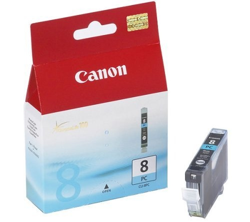 Canon Ink CLI-8 Photo-Cyan (0624B001)