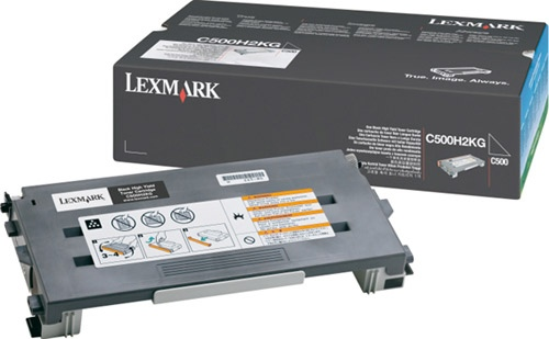Lexmark Cartridge (C500H2KG) Black
