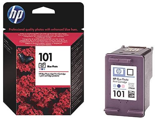 Hewlett-Packard 101 Cyan (C9365A) Expired date