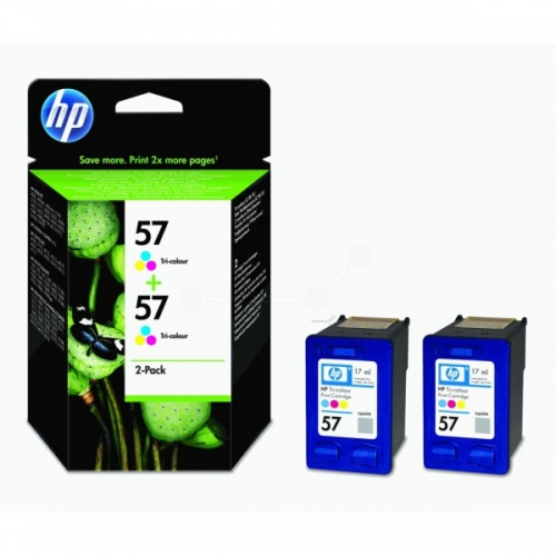 HP Ink No.57 Tri-Color (C9503AE)