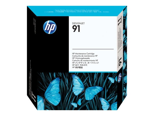 HP No.91 Maintenance Cartridge (C9518A)