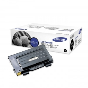 Samsung Cartridge Black (CLP-500D7K/ELS)